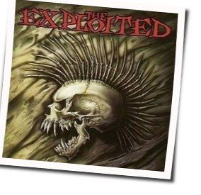 The Exploited tabs for Dont blame me