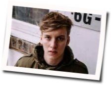 George Ezra chords for Coat of armour