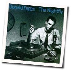 Donald Fagen chords for The nightfly