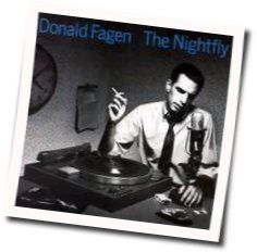 Donald Fagen chords for Walk between the raindrops