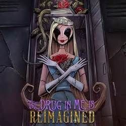 Falling In Reverse chords for The drug in me is imagined