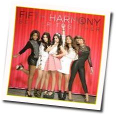 Fifth Harmony chords for Better together (Ver. 3)