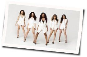 Fifth Harmony chords for Dont wanna dance alone (Ver. 3)