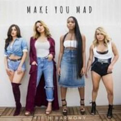 Fifth Harmony chords for Make you mad