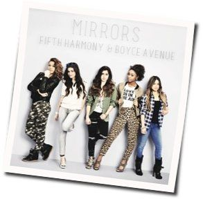 Fifth Harmony chords for Mirrors