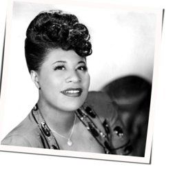 Ella Fitzgerald tabs and guitar chords