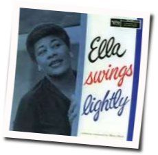 Ella Fitzgerald guitar chords for As long as i live