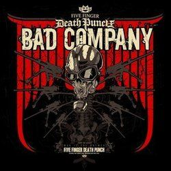 Five Finger Death Punch bass tabs for Bad company