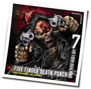 Five Finger Death Punch chords for Bloody