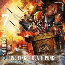 Five Finger Death Punch chords for Fire in the hole