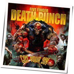 Five Finger Death Punch chords for Got your six
