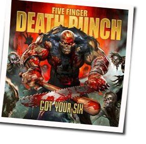 Five Finger Death Punch chords for I apologize