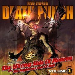 Five Finger Death Punch bass tabs for Wrong side of heaven