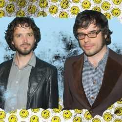 Flight Of The Conchords chords for Bus driver song