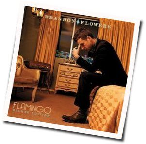 Brandon Flowers chords for The clock was tickin