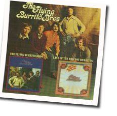 The Flying Burrito Brothers chords for All alone