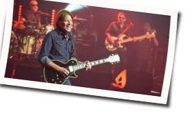 John Fogerty chords for Between the lines