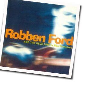 Robben Ford chords for Start it up