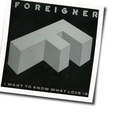 Foreigner bass tabs for I want to know what love is