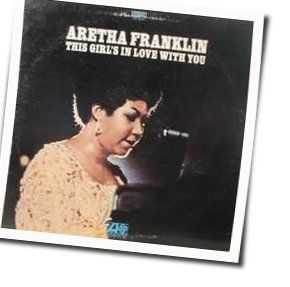 Aretha Franklin chords for Dark end of the street