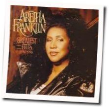 Aretha Franklin chords for I knew you were waiting for me