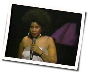 Aretha Franklin chords for Look too the rainbow