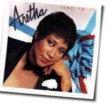 Aretha Franklin chords for The thrill is gone