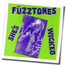 Fuzztones bass tabs for She s wicked