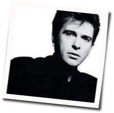 Peter Gabriel tabs and guitar chords