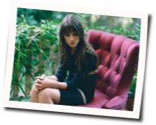 Charlotte Gainsbourg tabs and guitar chords