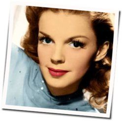 Judy Garland guitar chords for Stormy weather