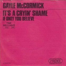 Gayle Mccormick guitar chords for If only you believe