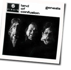 Genesis chords for Land of confusion acoustic