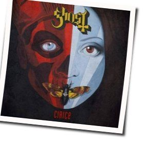 Ghost guitar chords for Cirice