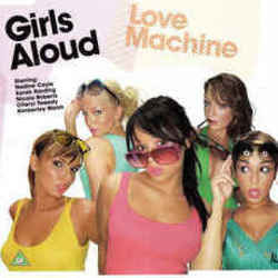 Girls Aloud chords for Love machine