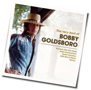 Bobby Goldsboro guitar chords for With pen in hand
