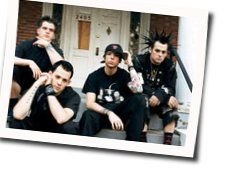 Good Charlotte tabs for I want candy
