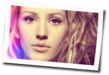 Ellie Goulding tabs for Guns and horses