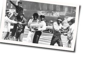 Grandmaster Flash And The Furious Five tabs for The message