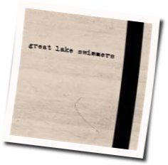 Great Lake Swimmers chords for To leave it behind