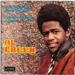 Al Green guitar chords for Look what you done for me