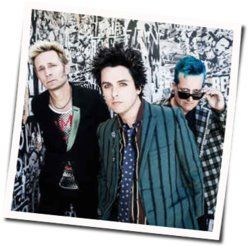 Green Day tabs for Tired of waiting for you
