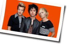 Green Day chords for Troubled times