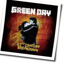 Green Day chords for Whatsername