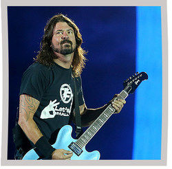 Dave Grohl tabs and guitar chords