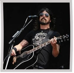 Dave Grohl guitar chords for My hero acoustic
