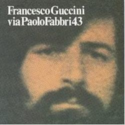 Francesco Guccini guitar chords for Notti