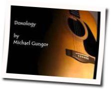 Gungor tabs for Doxology