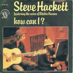Steve Hackett chords for How can i?