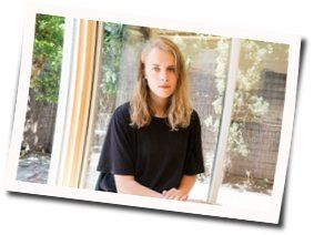 Marika Hackman guitar chords for Cigarette